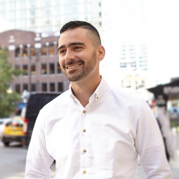 Ari Parritz Development Manager for Vermilion Development Group