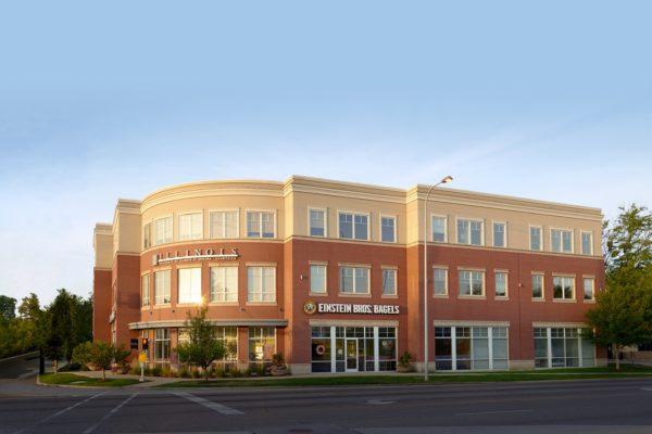 901 West University Development