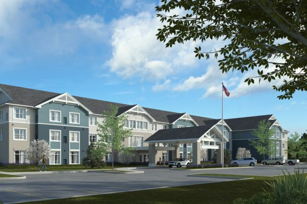 Silver Birch of Mishawaka Development