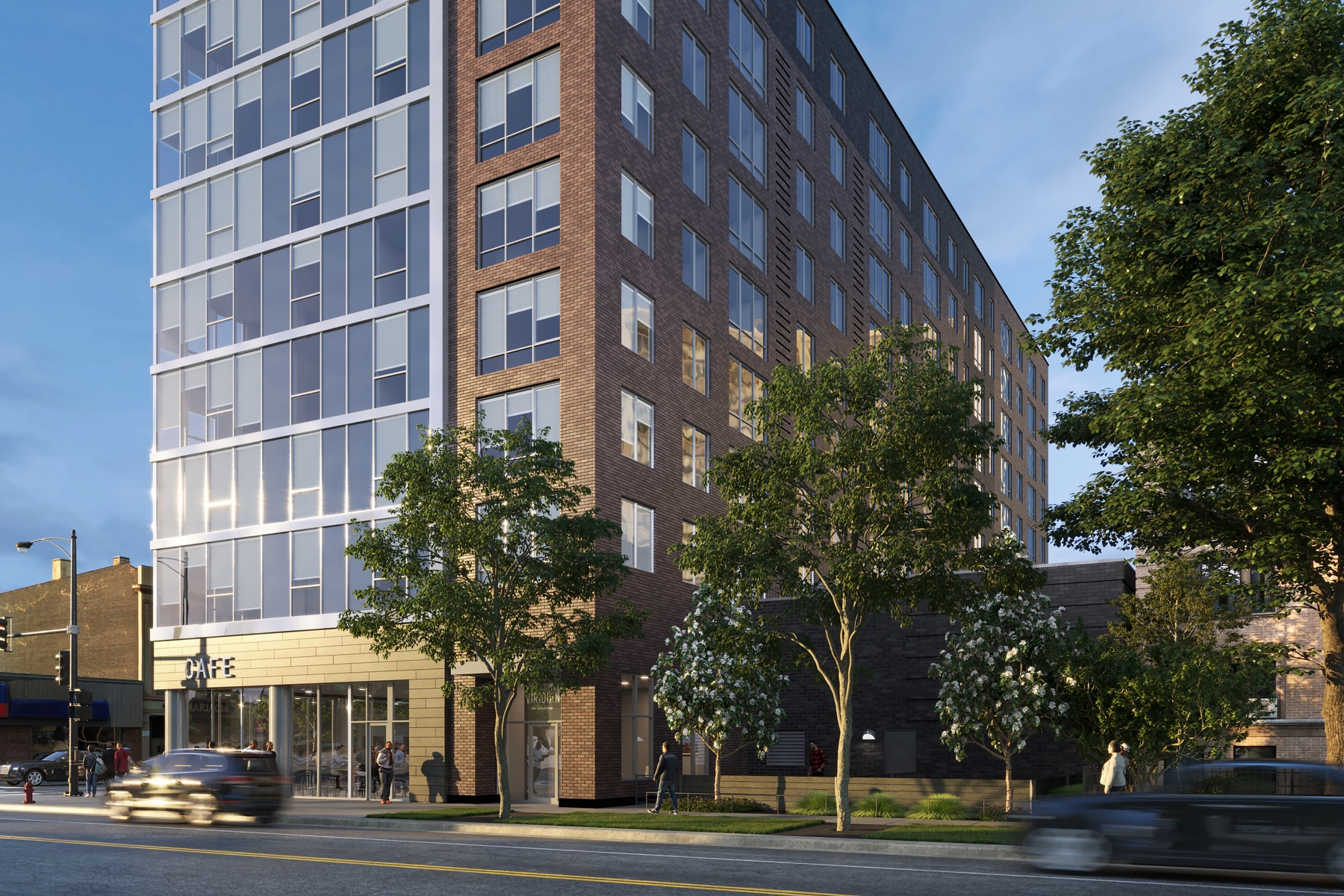 Veridian on Sheridan Development